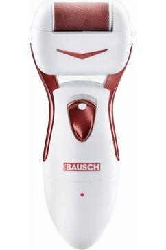 bausch pedicure-apparaat easy pedipeel 0328, waterbestendig met accu wit