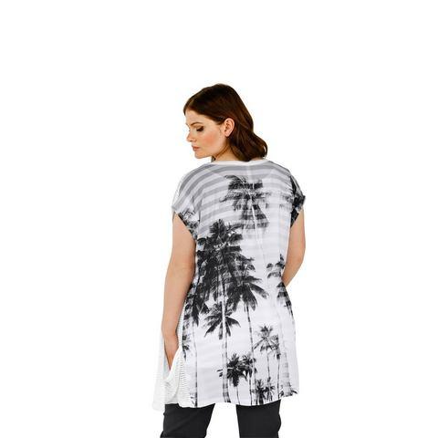 SHEEGO TREND Vest in motievenmix