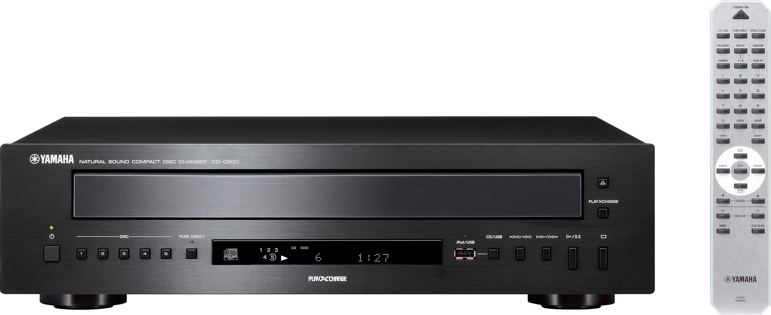 Yamaha CD-C600 CD-speler goedkoop op otto.nl kopen
