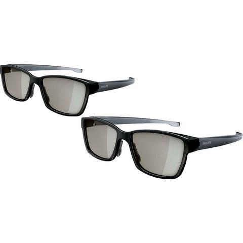 Philips PTA 417/00 Passive 3D-bril, set van 2