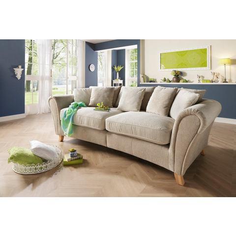 woonkamer extra groot bankstel beige HOME AFFAIRE Megabank Calia 63