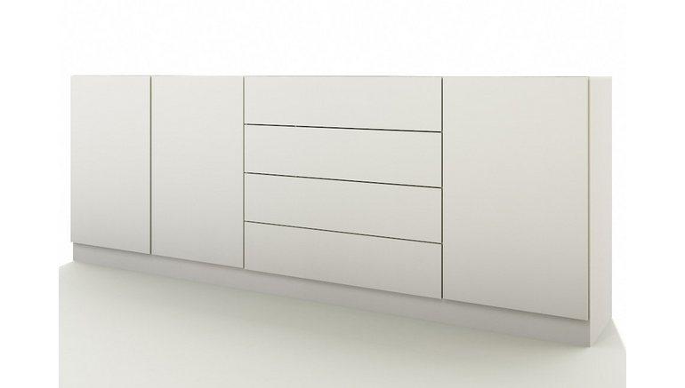 sideboard vaasa met push to open functie nu online bestellen otto. Black Bedroom Furniture Sets. Home Design Ideas