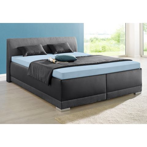 MAINTAL Bed met of zonder bedkist Bedframe zwart Maintal 371687