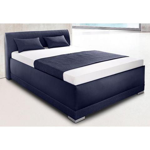 MAINTAL Bed met of zonder bedkist Bedframe blauw Maintal 676422