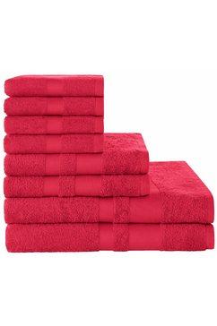 Handdoekenset Amy