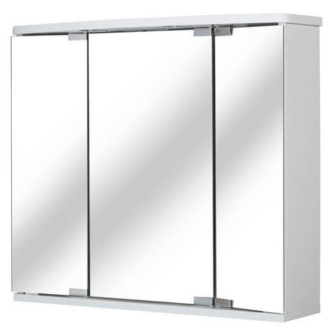 Badkamerkasten Spiegelkast Funa LED 68 cm 452116