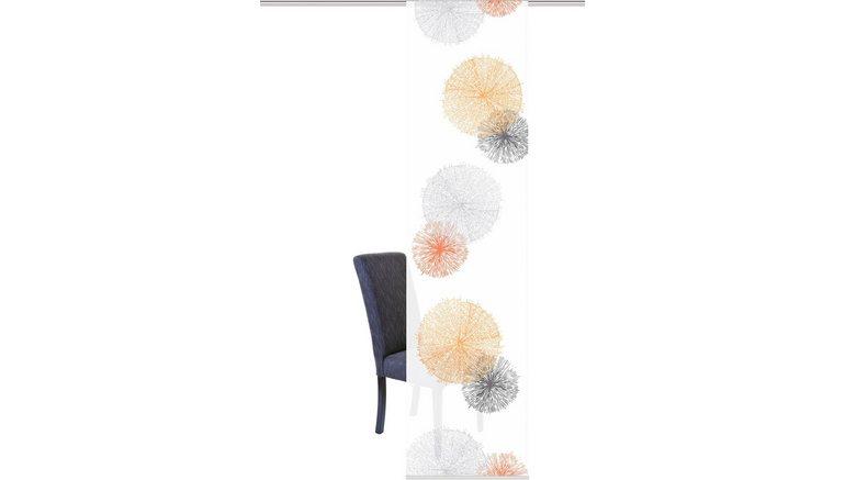 Paneelgordijn home wohnideen rawlins per stuk met for Wohnideen accessoires