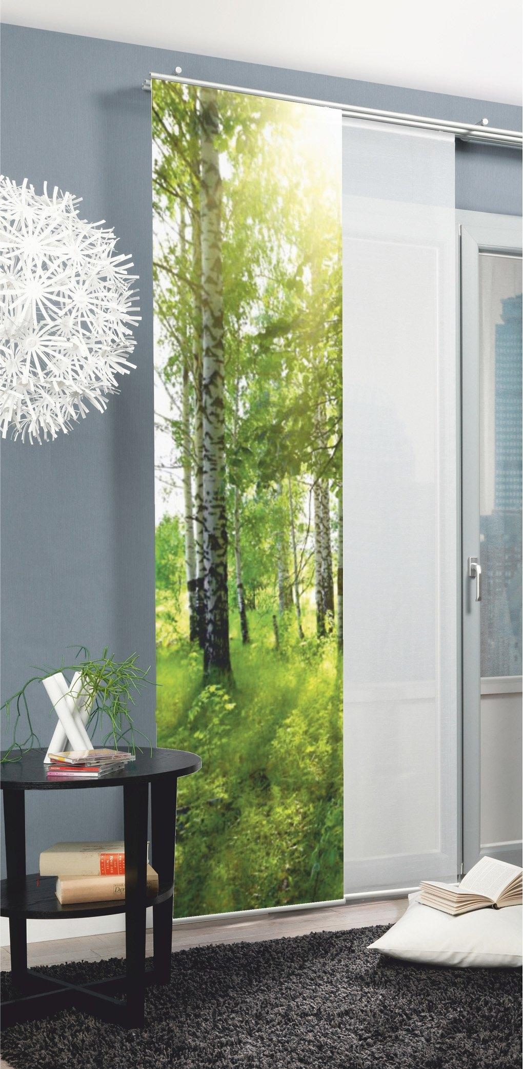 Paneelgordijn home wohnideen newcastle per stuk met for Wohnideen accessoires