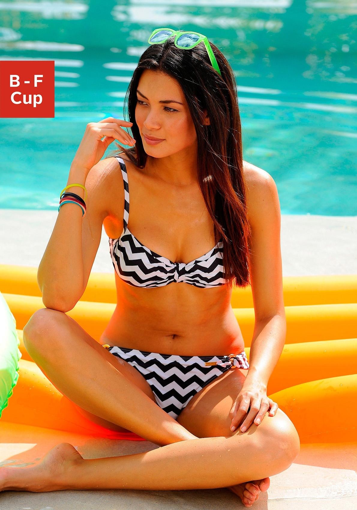 LASCANA bikinitop met beugels »Grace« voordelig en veilig online kopen