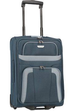 travelite trolley orlando blauw