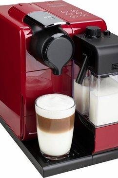 De'Longhi Nespresso Koffiecapsulemachine Lattissima EN 550.R, glam red