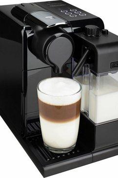 De'Longhi Nespresso Koffiecapsulemachine Lattissima EN 550.W, glam black