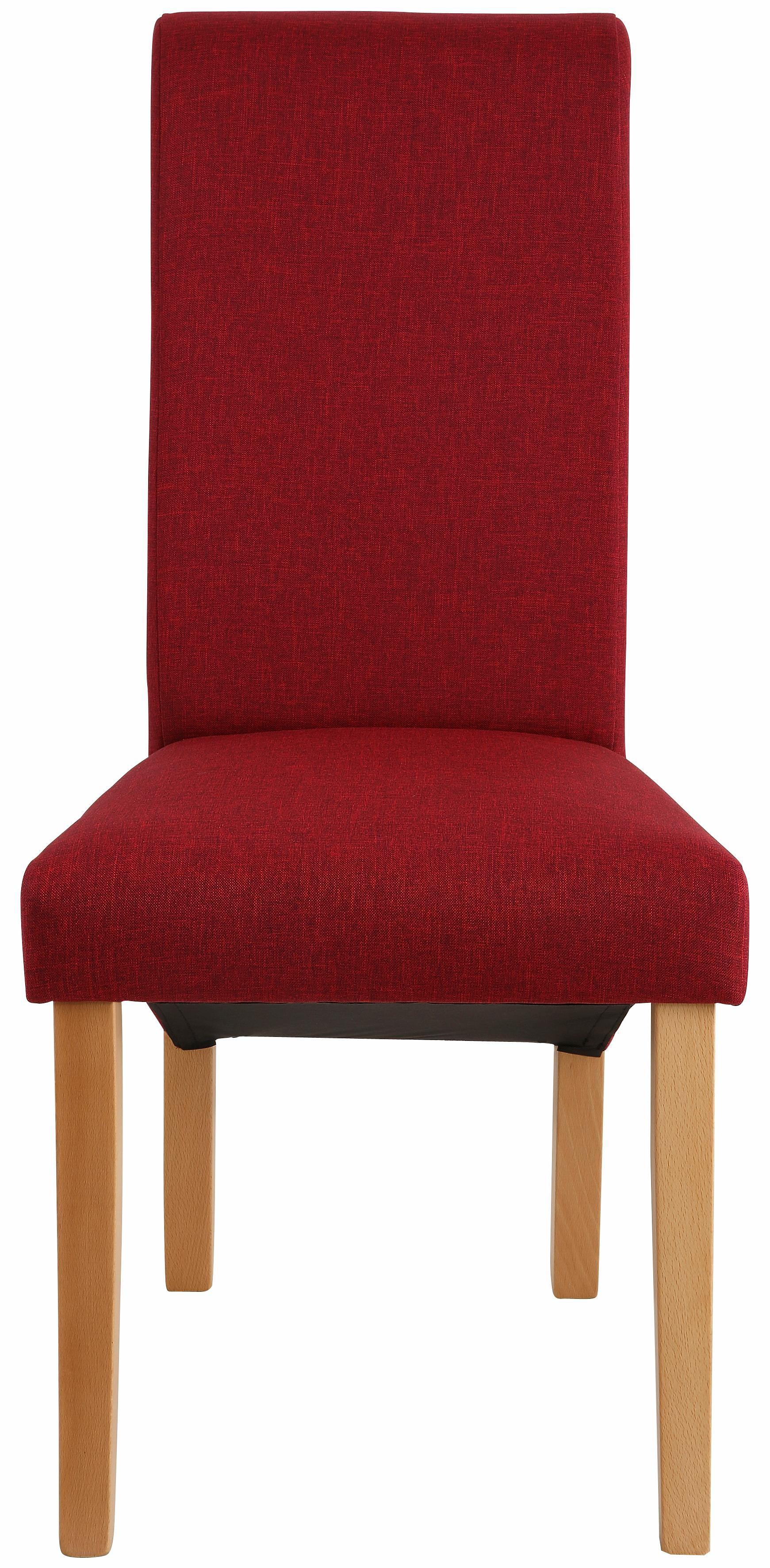 Home Affaire stoel »Rito Tiago«, met structuurstof, in set van 2, 4 of 6 online kopen op otto.nl