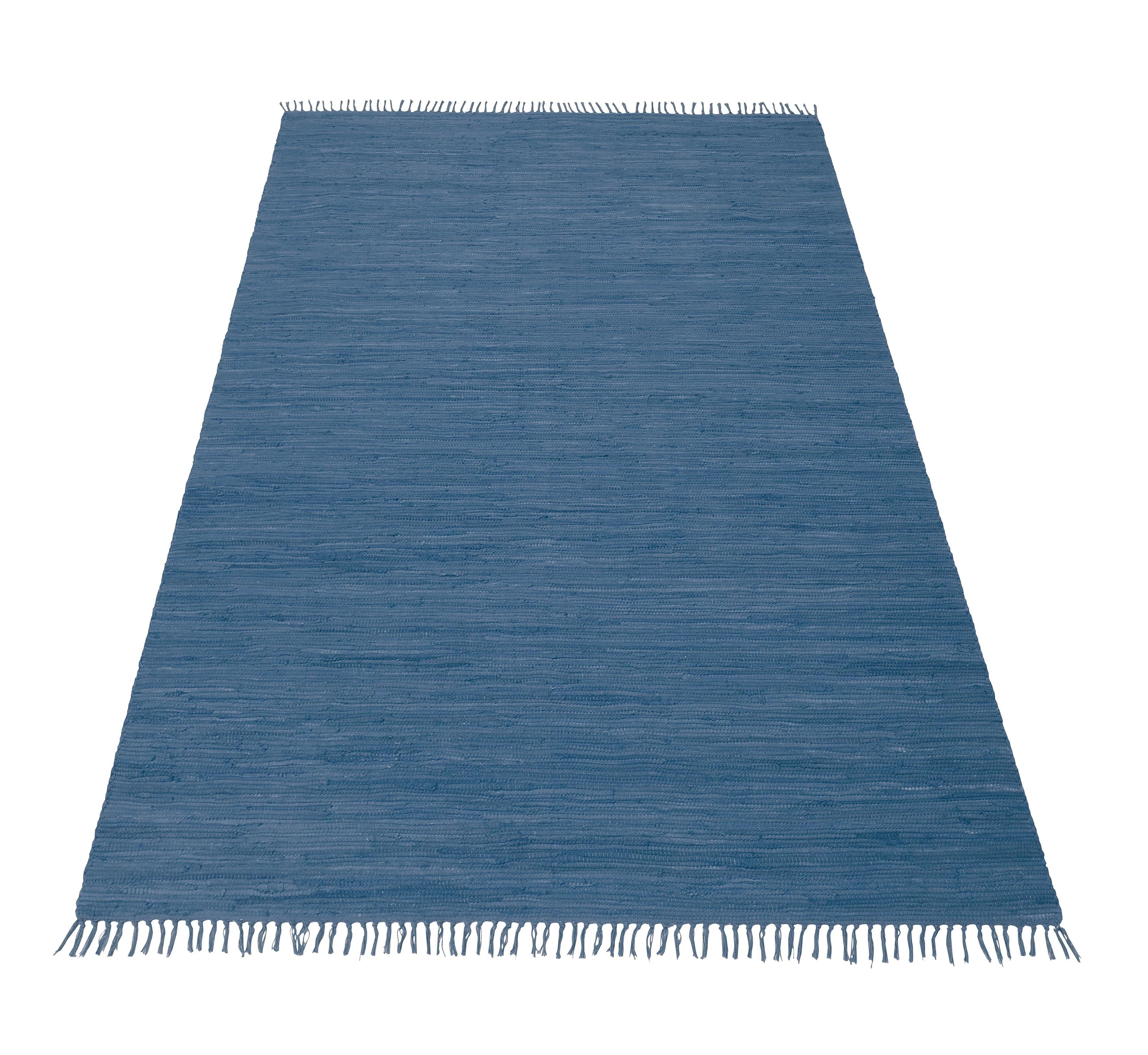 Op zoek naar een Home Affaire Collection ECOREPUBLIC HOME Vloerkleed handgeweven uni? Koop online bij OTTO