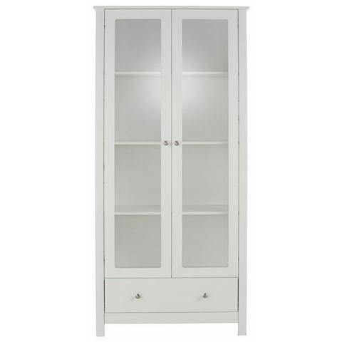Kasten  vitrinekasten HOME AFFAIRE vitrinekast Justin hoogte 180 cm 215007