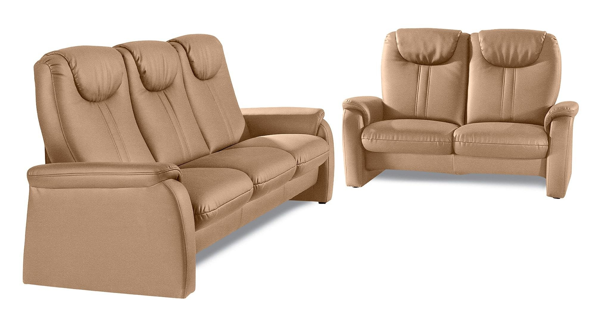 Sit&more Set: 2-zitsbank en 3-zitsbank, Primabelle of Softlux nu online kopen bij OTTO
