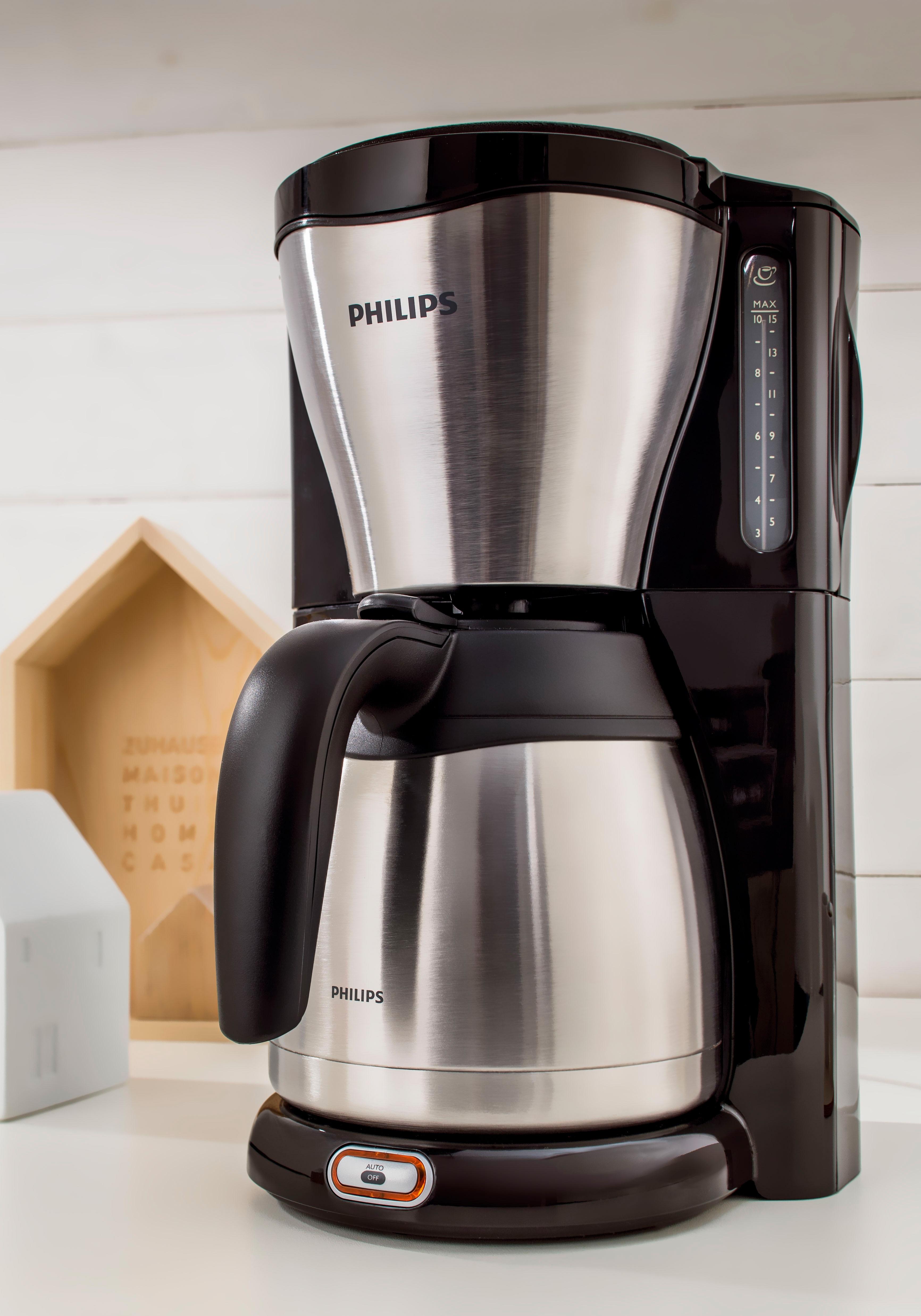 Philips Koffiezetapparaat HD7546/20, met thermoskan - verschillende betaalmethodes