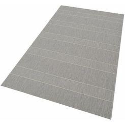 hanse home vloerkleed fuerth in sisal-look grijs