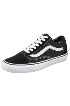 vans sneakers old skool zwart