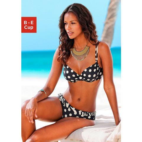NU 15% KORTING: LASCANA Beugelbikini met verstelbaar bikinitop (2-delig)