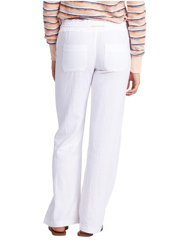 Populair Roxy Uitlopende linnen broek »Oceanside« makkelijk gevonden | OTTO @UP26