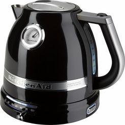 kitchenaid waterkoker artisan 5kek1522eob zwart