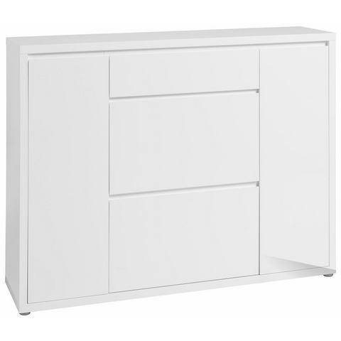 Kasten  vitrinekasten Kast Spazio van houtmateriaal 355250