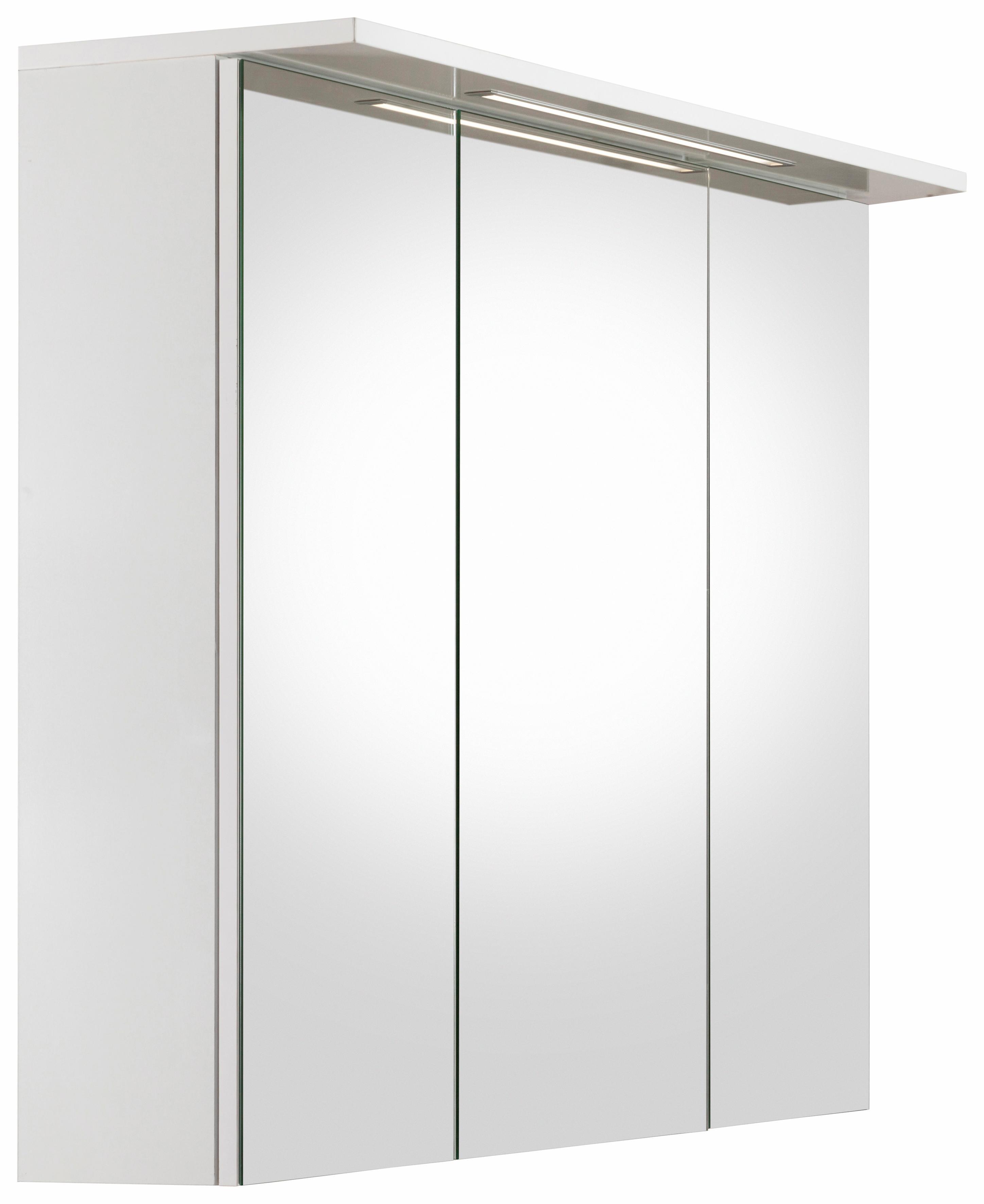 Op zoek naar een Schildmeyer spiegelkast Profiel 16 Breedte 100 cm, 3-deurs, verzonken ledverlichting, schakelaar-/stekkerdoos, glasplateaus, Made in Germany? Koop online bij OTTO
