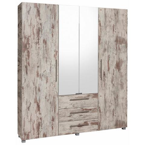 SCHILDMEYER Garderobekast Danu met spiegel