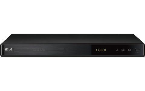 LG DP542H - DVD speler met Full HD upscaling en HDMI