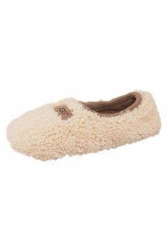 ugg pantoffels »birche« beige