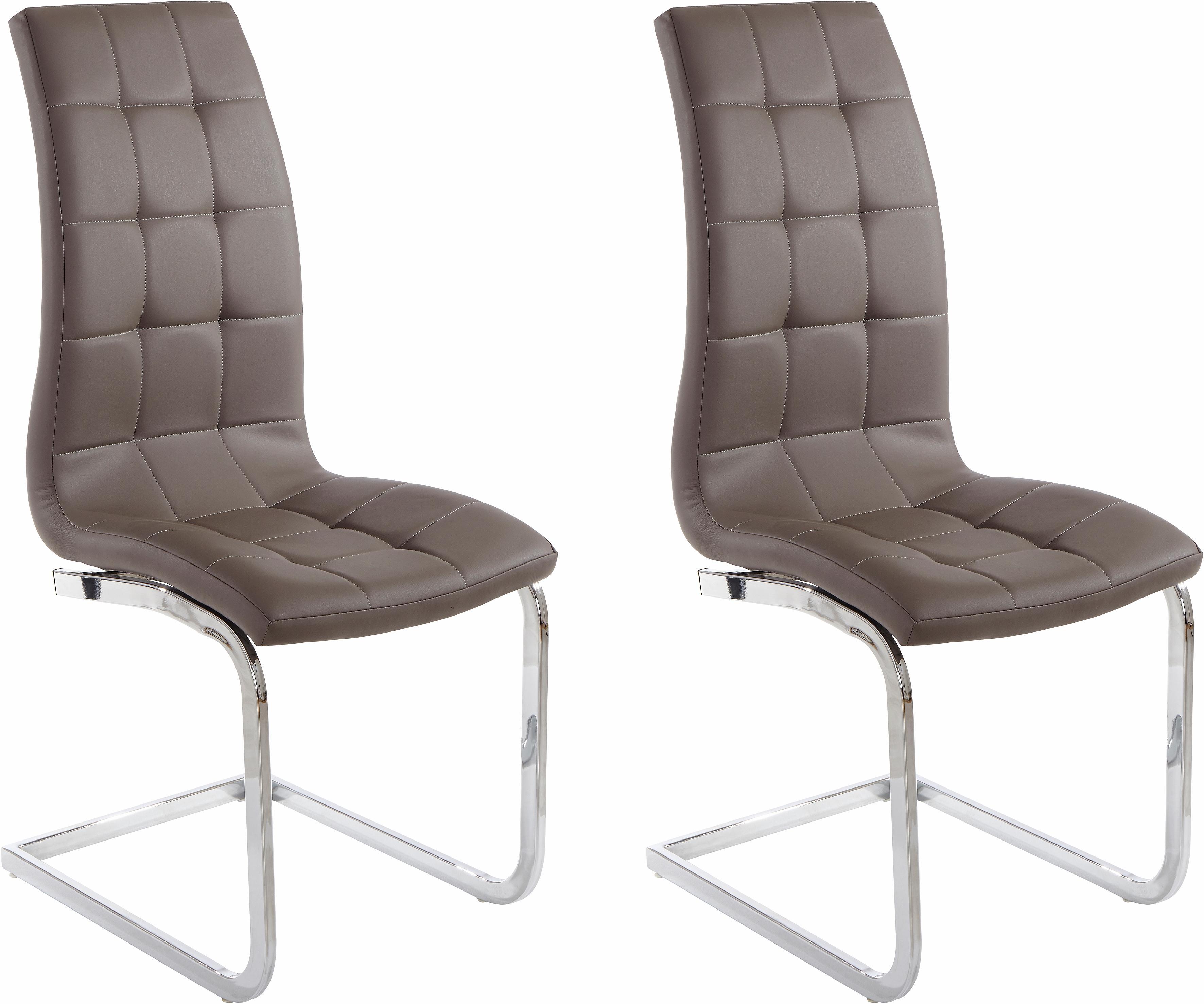 Vrijdragende stoel in set van 2 of 4 nu online kopen bij OTTO
