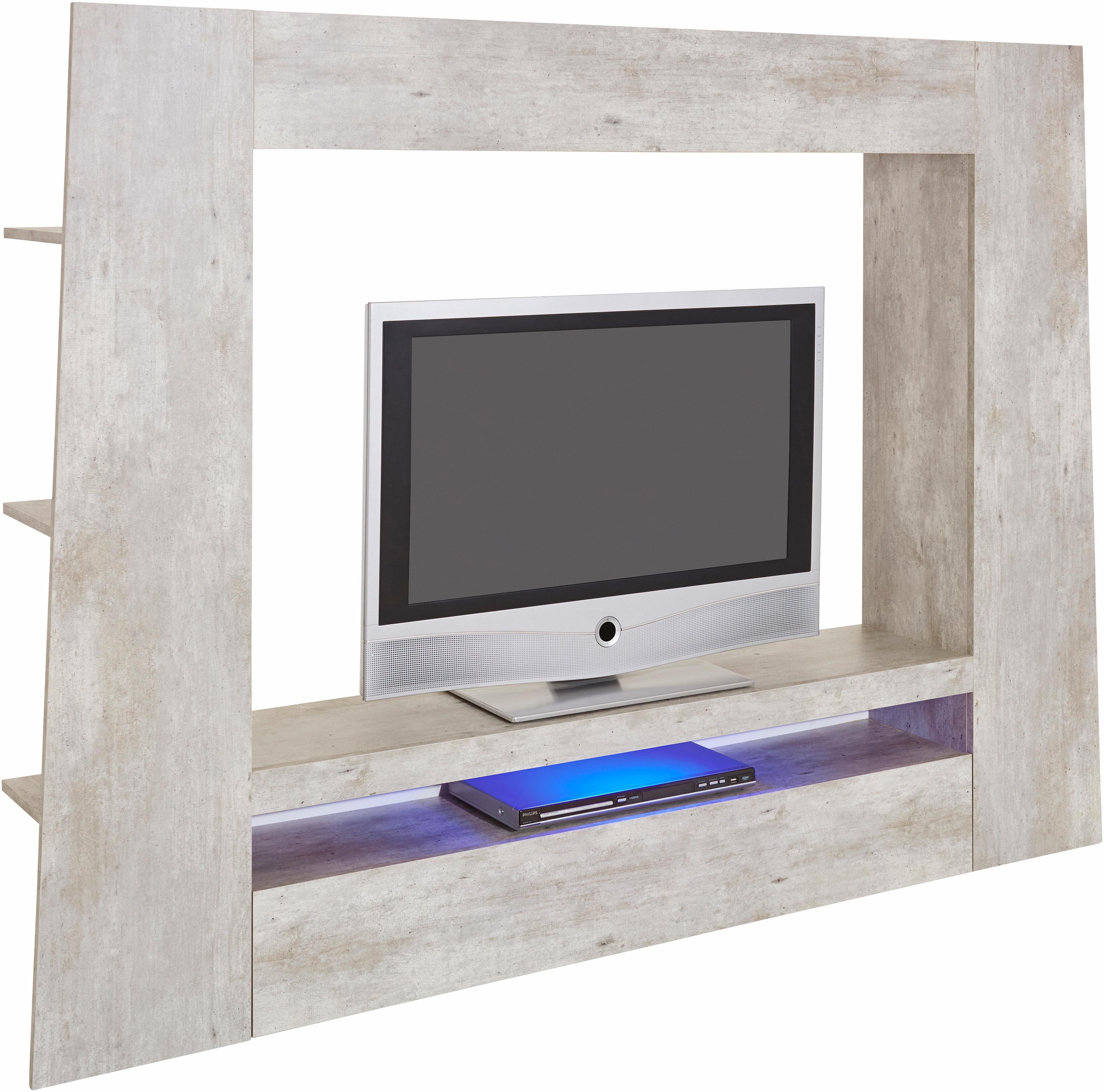 tecnos mediawand breedte 190 cm makkelijk gevonden otto. Black Bedroom Furniture Sets. Home Design Ideas
