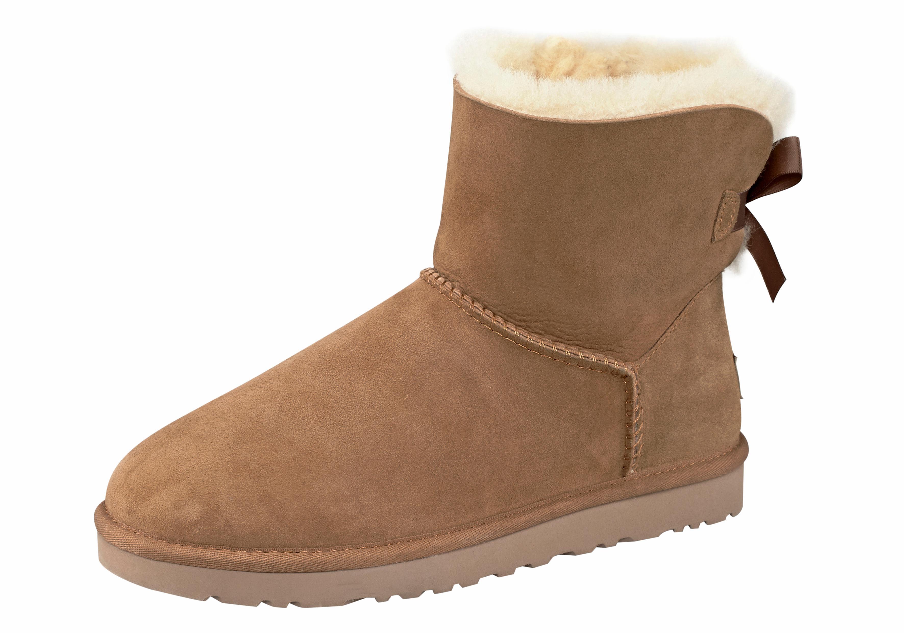 Ugg boots zonder sluiting »Mini Bailey Bow 2« voordelig en veilig online kopen