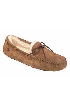 ugg pantoffels »dakota« bruin