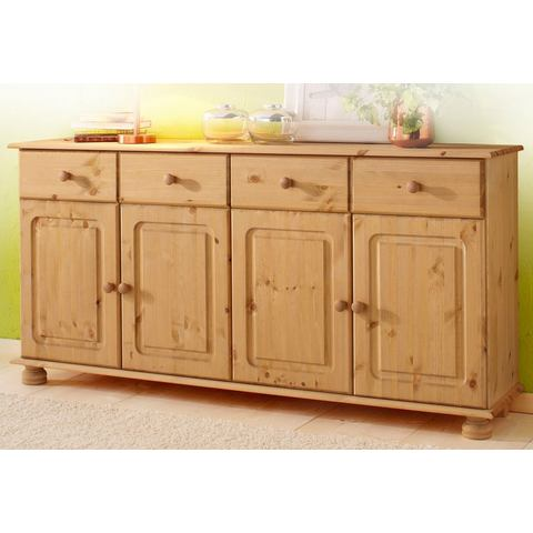Dressoirs HOME AFFAIRE Sideboard Mette breedte 156 cm 383157