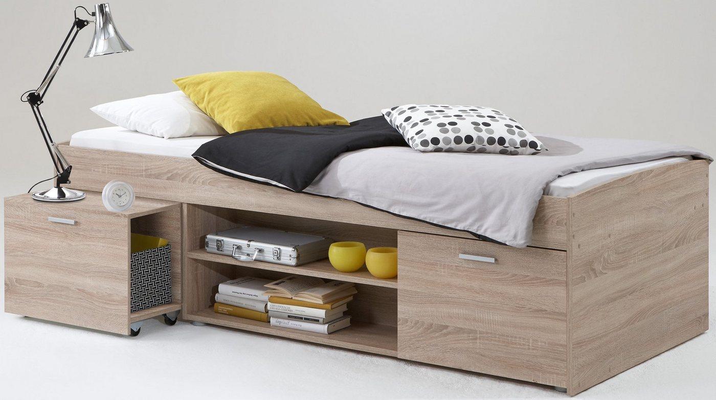 FMD Functioneel Bed met nachtkastje