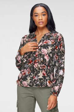 only gedessineerde blouse »onldaniella« zwart