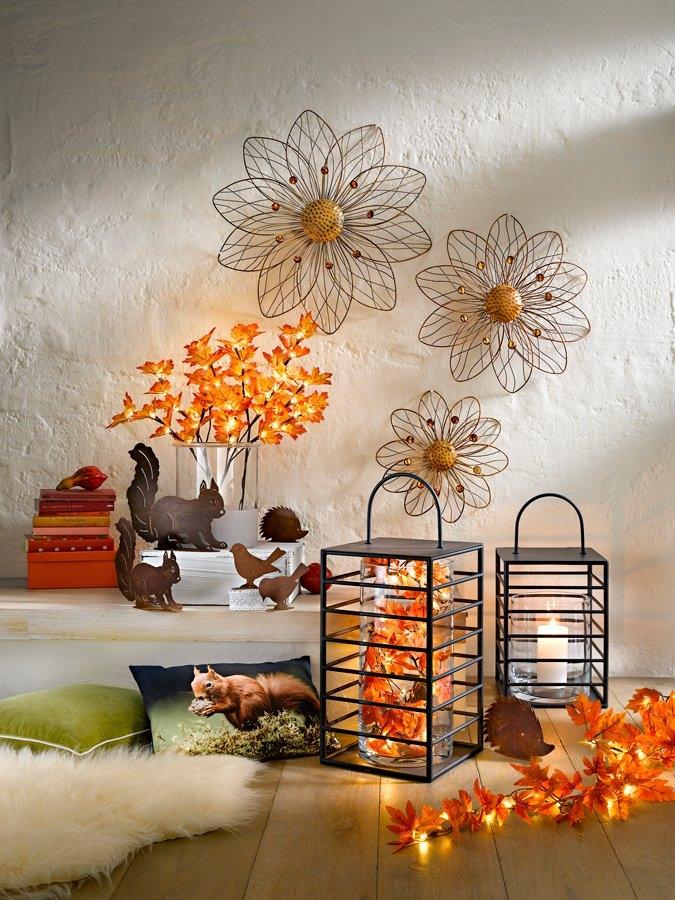 wanddecoratie bloem vind je bij otto