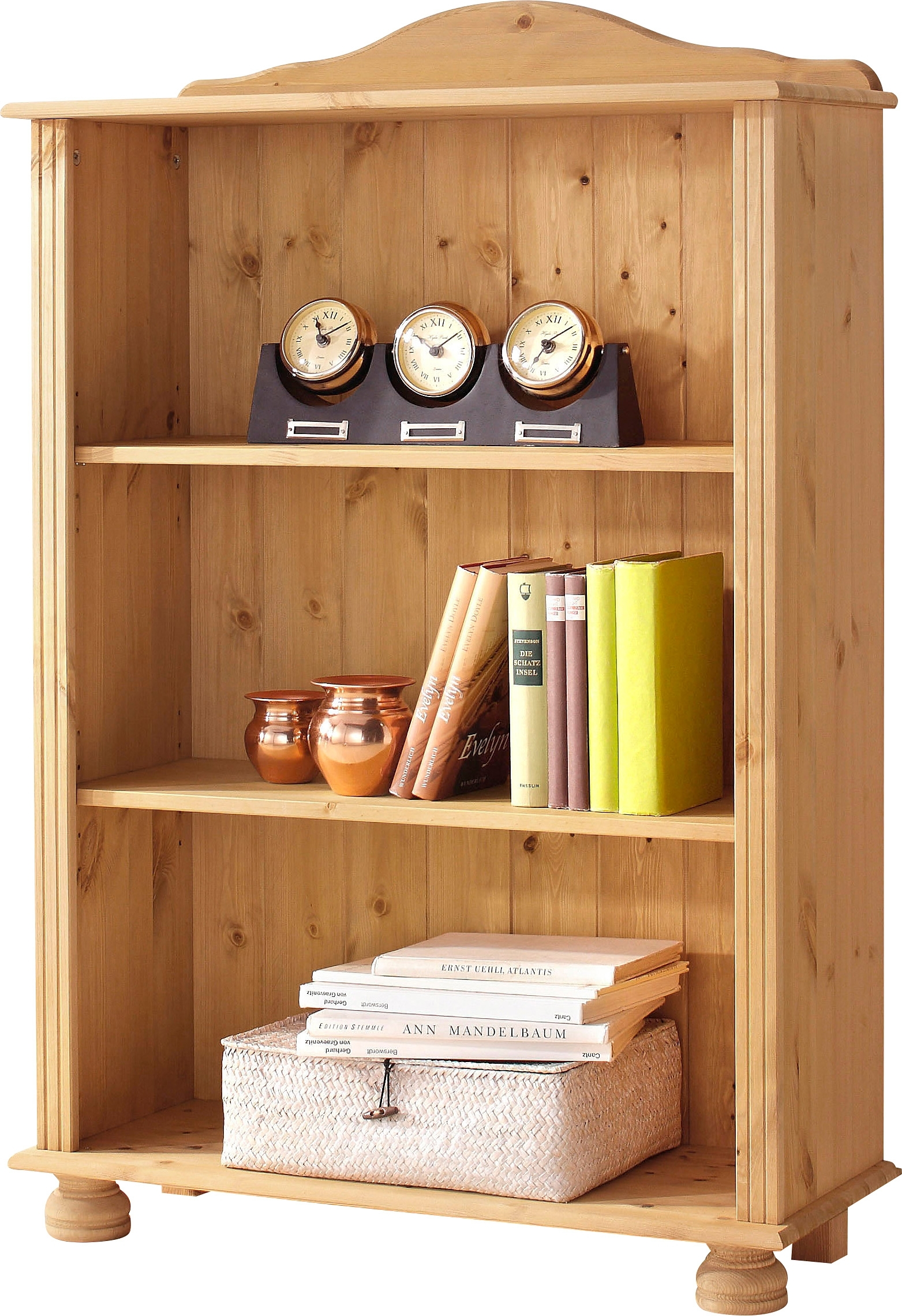 Home affaire rek Mette van mooi massief grenenhout, in verschillende maten en kleurvarianten nu online bestellen