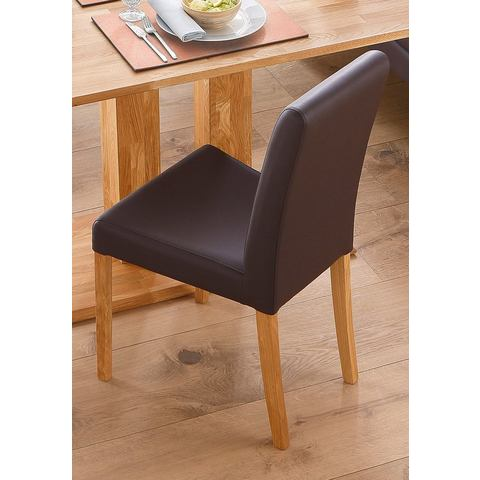 Eetkamerstoelen HOME AFFAIRE Stoel Bologna in set van 2 451293