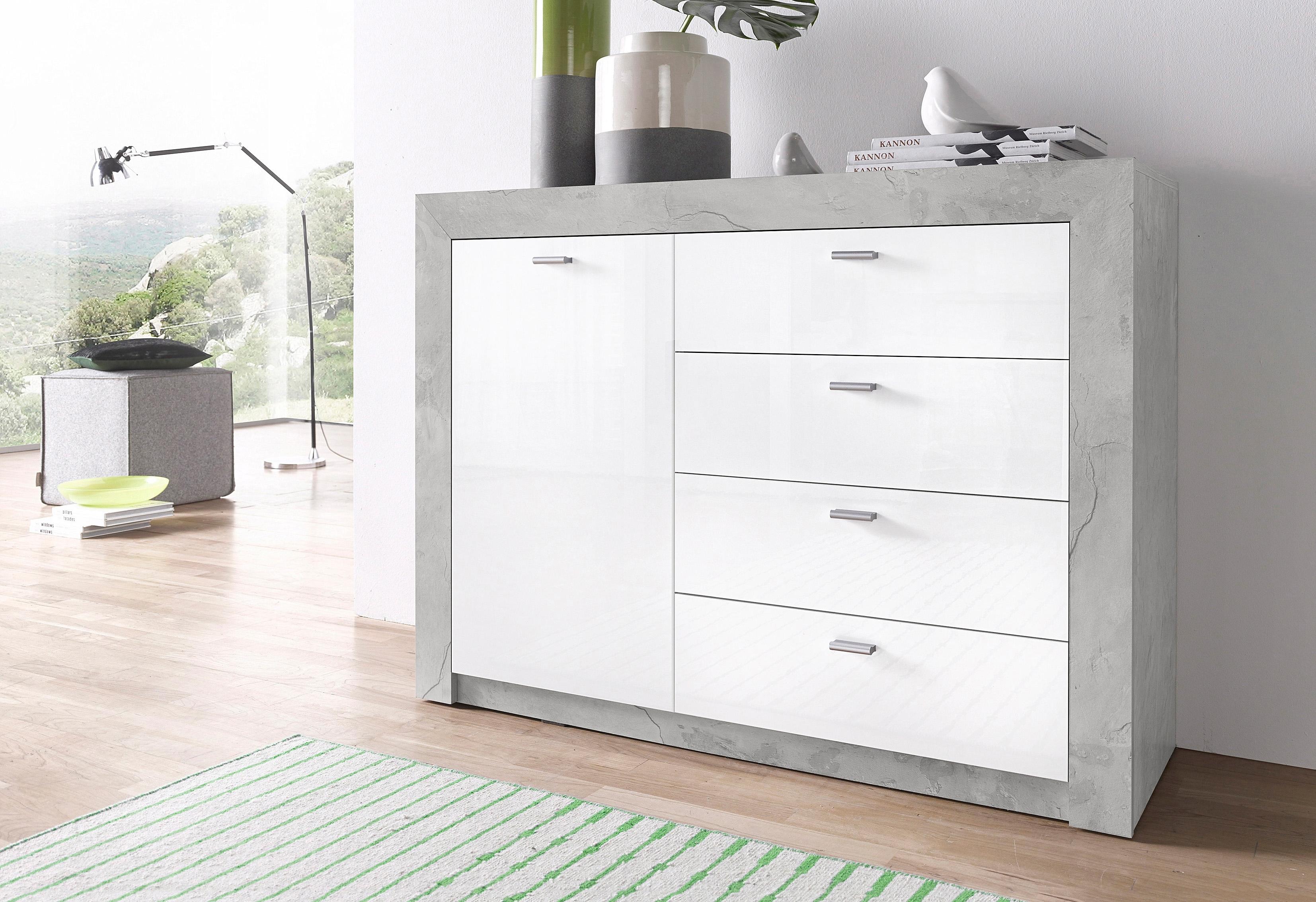 Trendmanufaktur Sideboard 120 cm breed - gratis ruilen op otto.nl