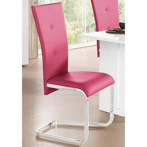 Eetkamerstoelen Vrijdragende stoel in set van 2 of 4 600683