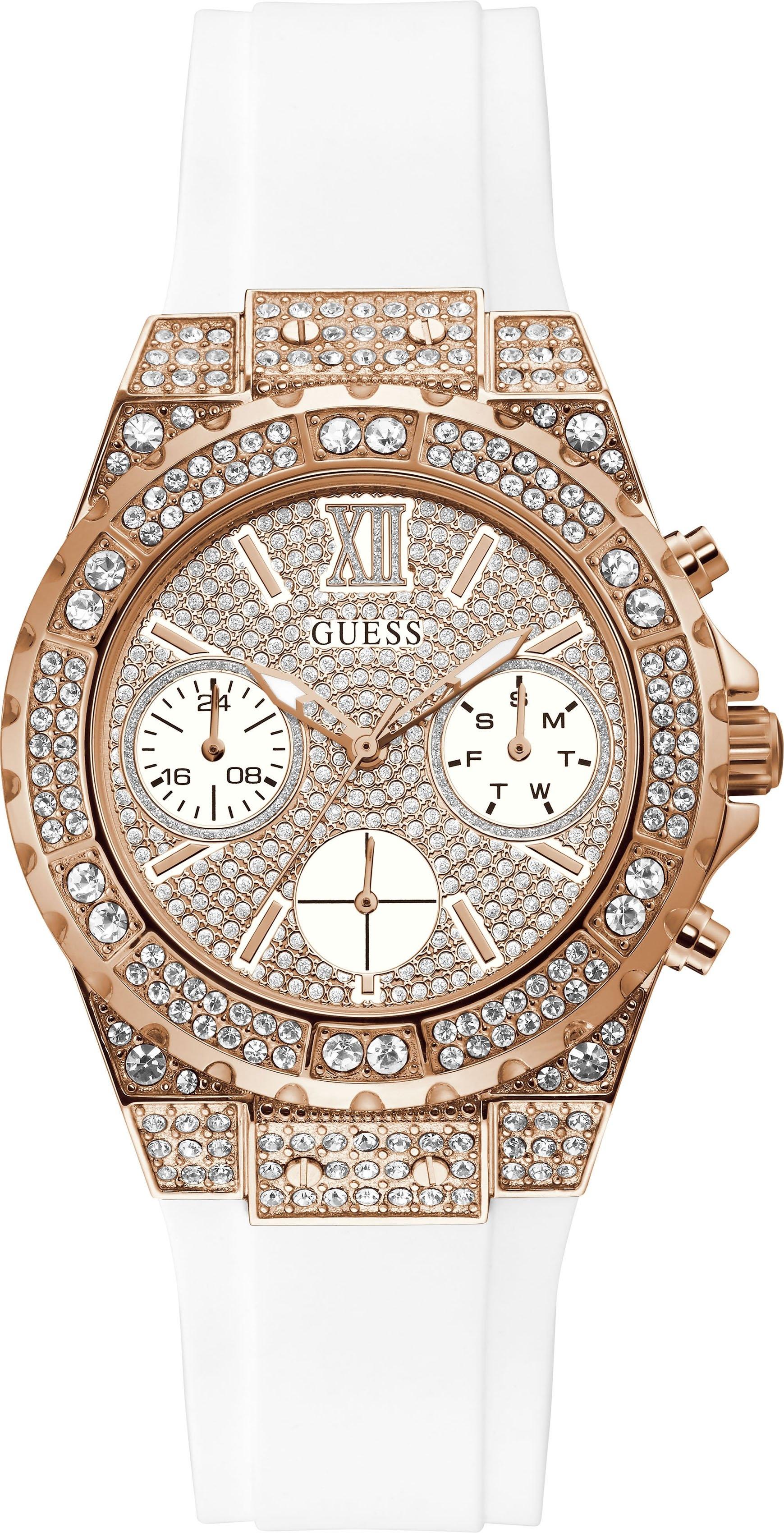 Op zoek naar een Guess multifunctioneel horloge APHRODITE, GW0038L2? Koop online bij OTTO