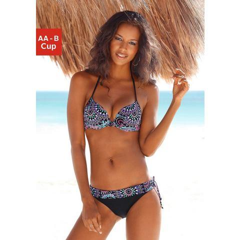 S.OLIVER Push-up-bikini in etnodessin