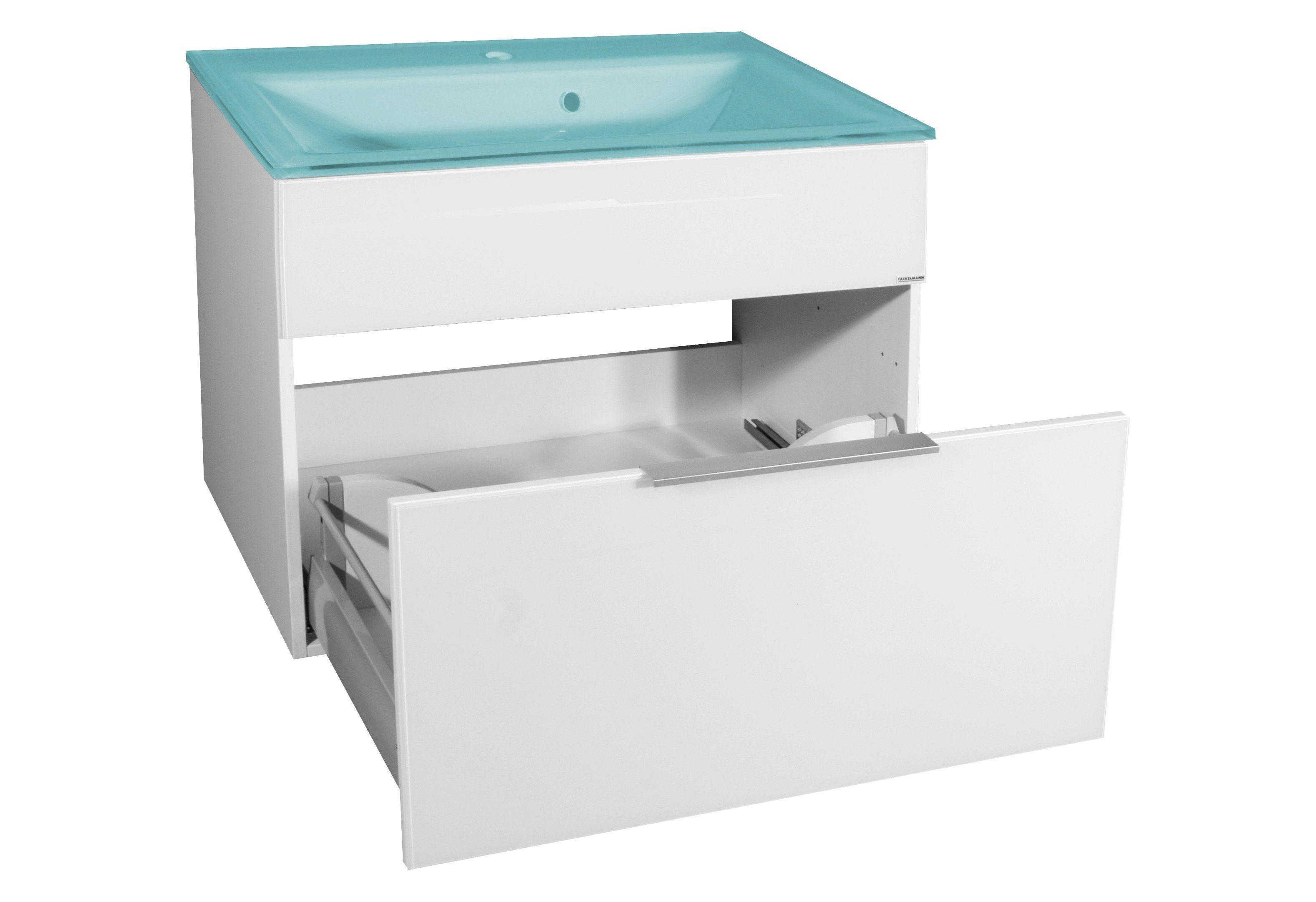 Bruynzeel palitano meubelset cm met spiegel en wastafel wit