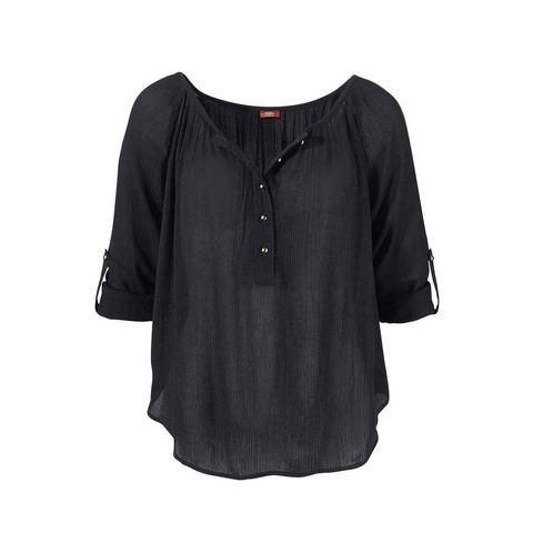 BUFFALO LONDON Blouse met ronde hals