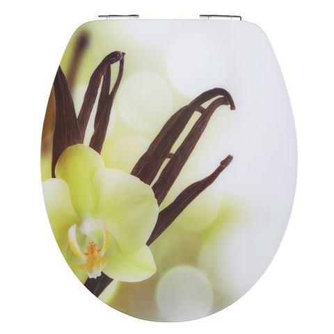 Badkameraccessoires Toiletzitting Vanilla Cream 202698 multicolor