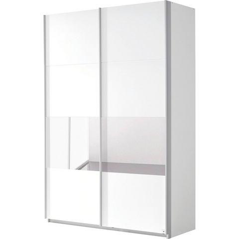 Kledingkasten RAUCH Zweefdeurkast met glas of spiegels 809263