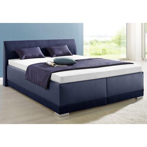 MAINTAL Bed met of zonder bedkist Bedframe blauw Maintal 485491